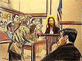 Christ In Court
